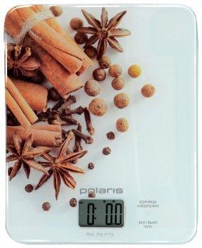 Кухонные весы Polaris PKS0832DG
