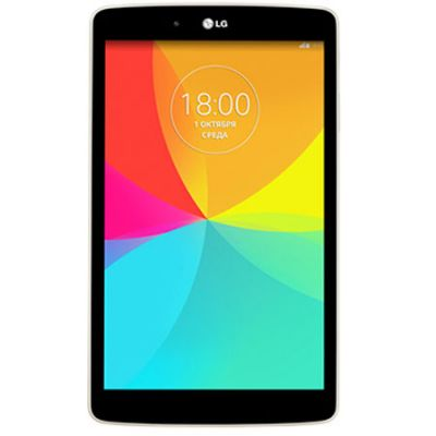 Планшет LG G Pad 8.0 V490 White LGV490.ACISWH