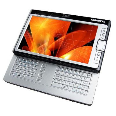 Ноутбук Gigabyte umpc M704