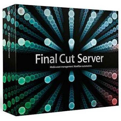 Apple Final Cut Server Unlim Client MA997 MA997Z/A