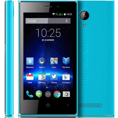 Смартфон Highscreen Zera F Blue