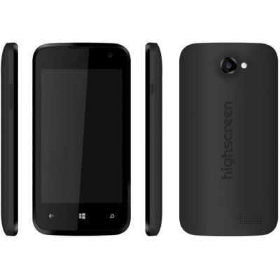 Смартфон Highscreen WinWin Black