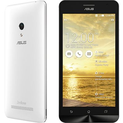 Смартфон ASUS Zenfone 5 LTE A500KL-2B127RU White 90AZ00P2-M01250