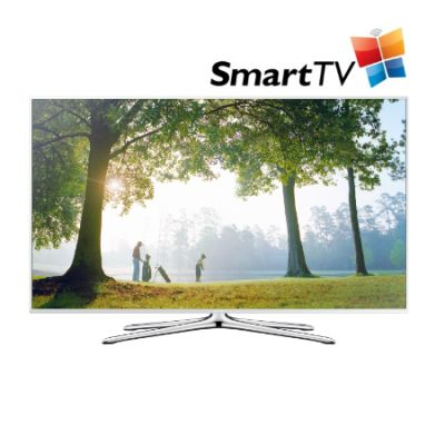 Телевизор Samsung UE48H5510AKX White