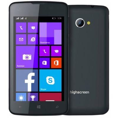 Смартфон Highscreen WinJoy Black