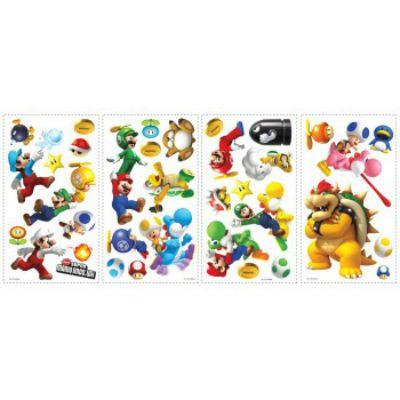 Декоративная наклейка RoomMates RMK-675SCS Nintendo