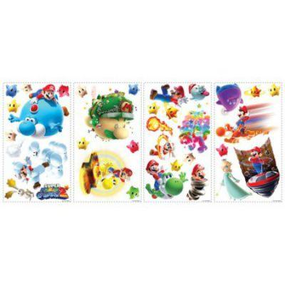 Декоративная наклейка RoomMates RMK-871SCS Nintendo