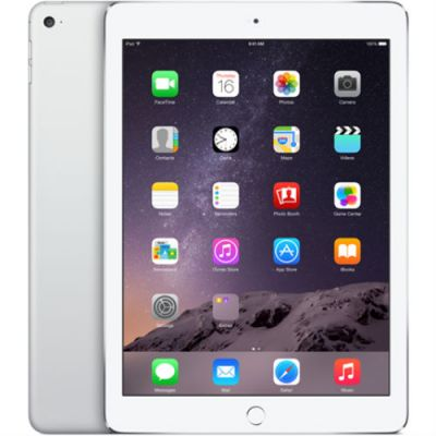 Планшет Apple iPad Air 2 16Gb Wi-Fi (Silver) MGLW2RU/A