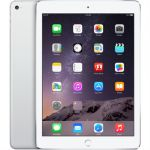 Планшет Apple iPad Air 2 128Gb Wi-Fi + Cellular (Silver) MGWM2RU/A