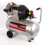 Компрессор Quattro Elementi DV 370-50 770-278 (370 л/мин, 50 л, 3 л.с, 8 бар, 40 кг, V-образный)