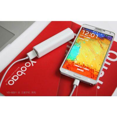 Аккумулятор Yoobao Simple Power Bank YB-6001 White