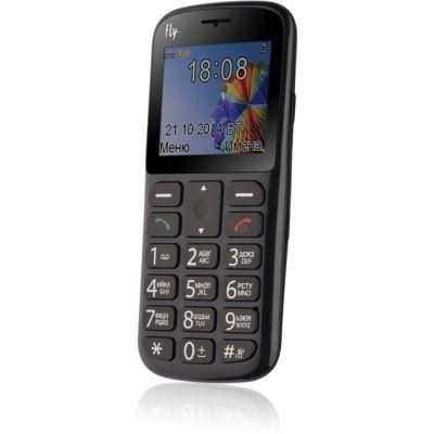 Телефон Fly Ezzy 6 Black 08335