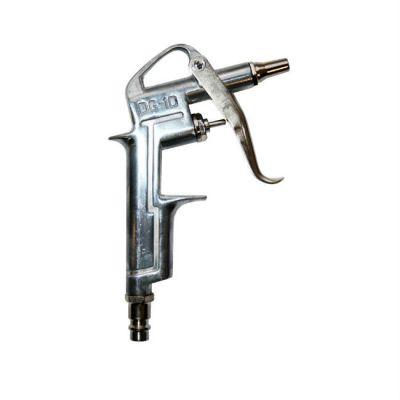 Пистолет Quattro Elementi 770-872 обдувочный короткий носик, разъем EURO