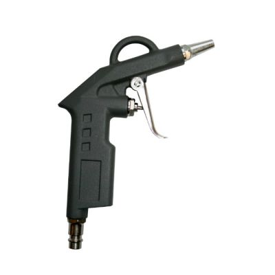Quattro Elementi 770-889 Пистолет обдувочный короткий носик, разъем EURO, профи