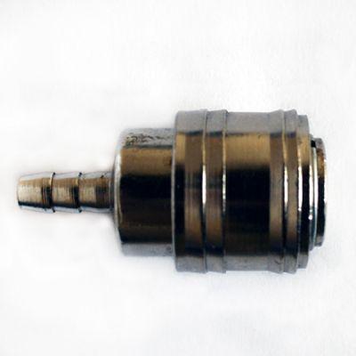 Quattro Elementi 771-107 Фитинг-переходник EQ-7, соединение мама EURO - папа елочка 6 мм