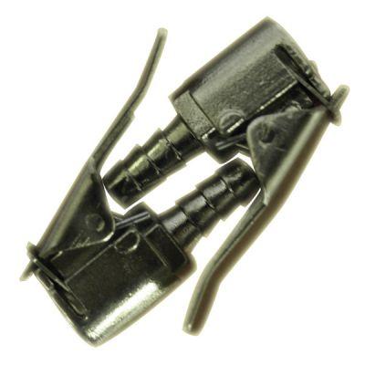 Фитинг-переходник Quattro Elementi 771-114, для накачки колес, ( 2 шт ), EU-008