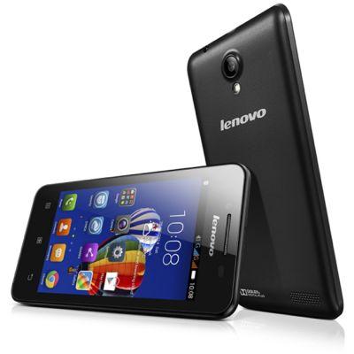 Смартфон Lenovo A319 Dual Sim Black P0RQ000CRU