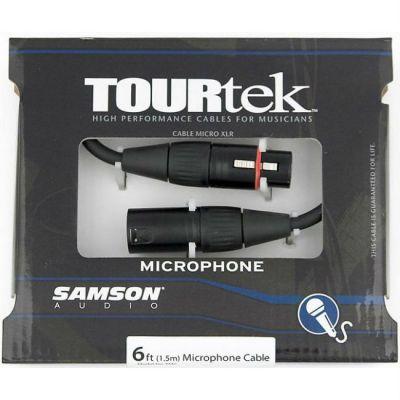 Кабель Samson микрофонный TM6