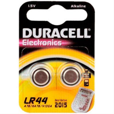 Батарейки Duracell LR44-2BL CR2015