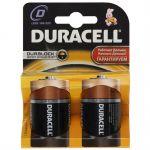Батарейки Duracell LR20-2BL D 2шт