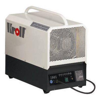 Kroll Осушитель воздуха TE40 000114-01(40 л/с,500 мкуб/ч,0.65 квт, подогрев 2 квт,бак 14 л,37 кг)
