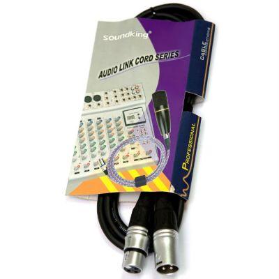 Кабель Soundking микрофонный BB793 2м