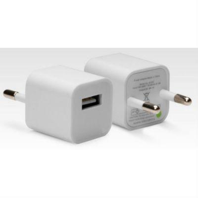 Адаптер питания IQFuture для iPhone, iPod и многих других смартфонов и планшетов IQ-AC04/W