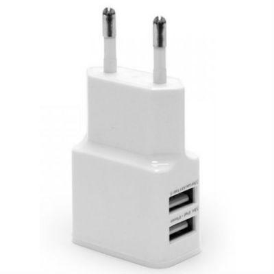 Адаптер питания IQFuture с двумя USB портами для iPhone,iPod и многих других смартфонов и планшетов IQ-DAC01