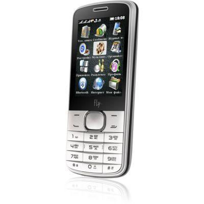 Телефон Fly TS111 White