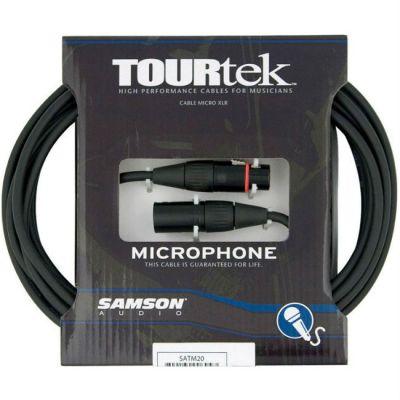 Кабель Samson микрофонный TM20