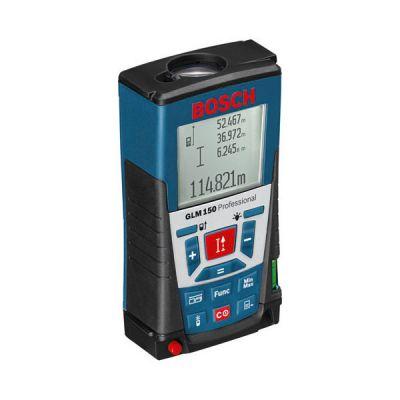 Дальномер Bosch лазерный GLM 150 0601072000 (0,05-150 м, точн.1 мм/150 м, 0,24 кг)