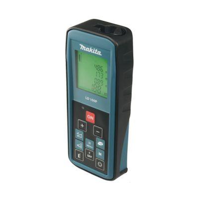 Дальномер Makita лазерный LD100P (0,05-100 м, точн.1,5 мм/100 м, 0,125 кг)