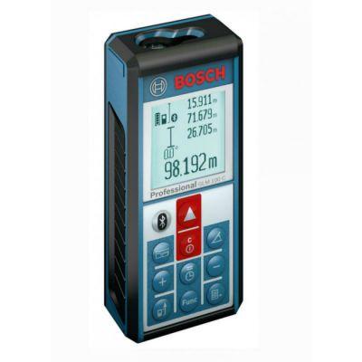 Дальномер Bosch лазерный GLM 100 0601072700 (0,05-100 м, точн.1.5 мм/100 м, 0,14 кг)