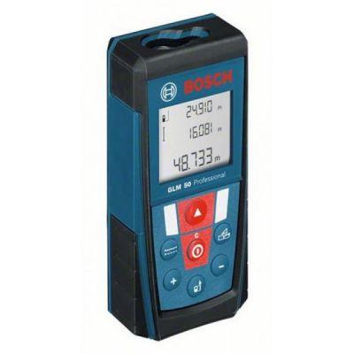 Дальномер Bosch лазерный GLM 50 Prof 0601072200 (0,05-50 м, точн.1 мм/50 м, 0,124 кг)