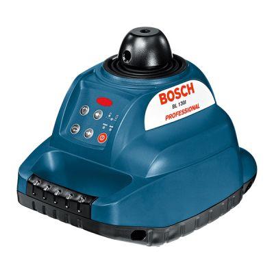 Нивелир Bosch лазерный ротационный BL 130 I 0601096403 (ротац, 130 м, 0,1 мм/м, 20 часов, 2,7 кг, кейс)
