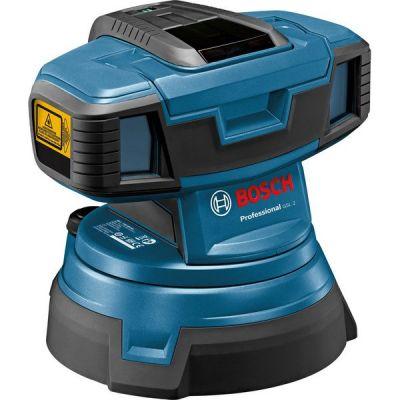 Нивелир Bosch лазерный линейный GSL 2 0601064001 для проверки ровности пола