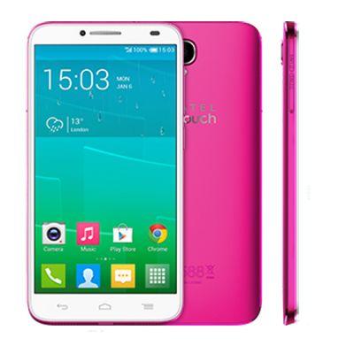 Смартфон Alcatel IDOL 2 6037Y Hot Pink