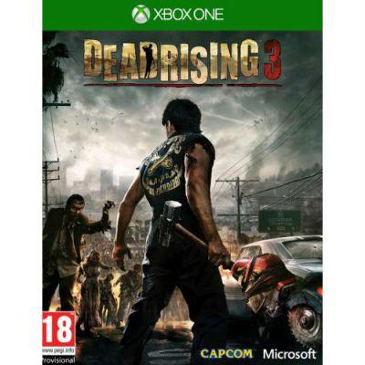 Игра для Xbox One Dead Rising 3: Apocalypse Edition [RUS, r18+]