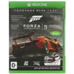Игра для Xbox One Forza 5 GOTY [RUS]