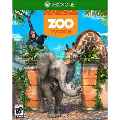 Игра для Xbox One One Zoo Tycoon