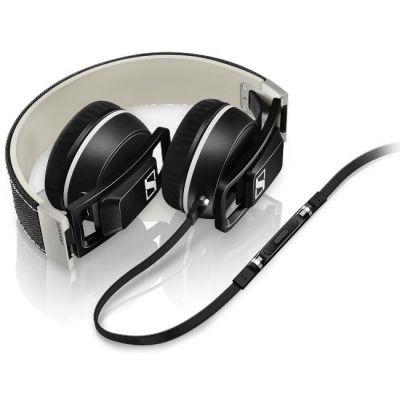 Наушники с микрофоном Sennheiser Urbanite Black Galaxy