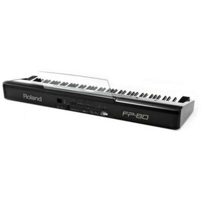 Цифровое пианино Roland FP-80-BK