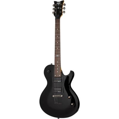 Электрогитара Schecter Guitar SGR SOLO-6 BLK