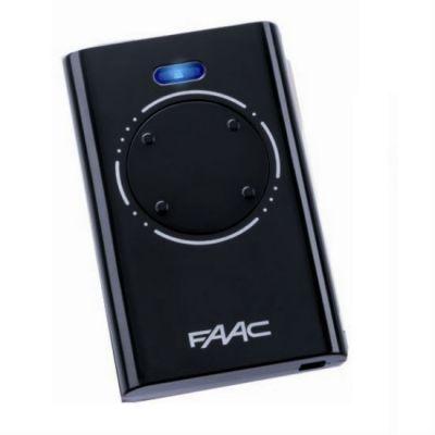 Пульт FAAC XT4 868SLH black