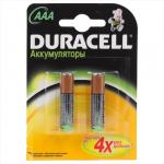 ��������� Duracell �������������� HR03-2BL 800mAh 2 ��