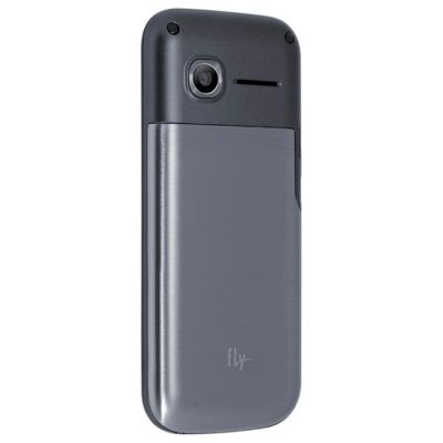 Телефон Fly DS125 Dark Grey