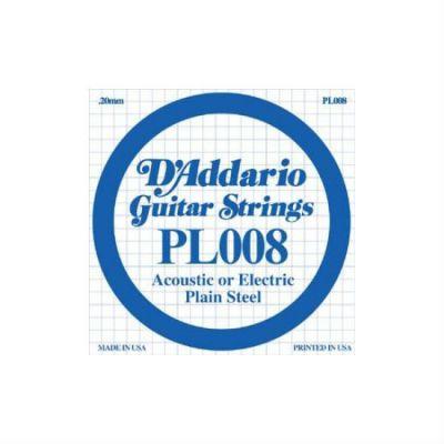 Струны D'Addario PL008 (1-ая)
