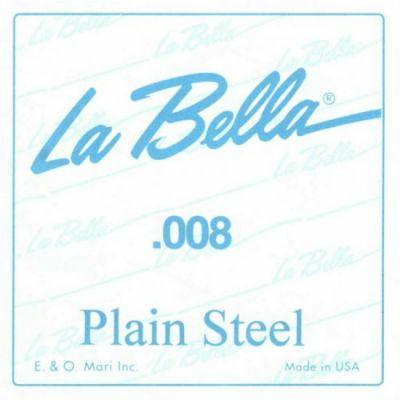 ������ La Bella PLAIN STEEL PS008