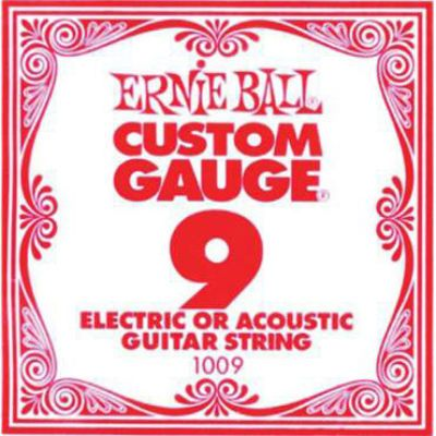 Струны Ernie Ball 1009