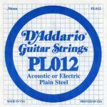 ������ D'Addario PL012